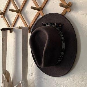 Brixton Flat Brim Hat